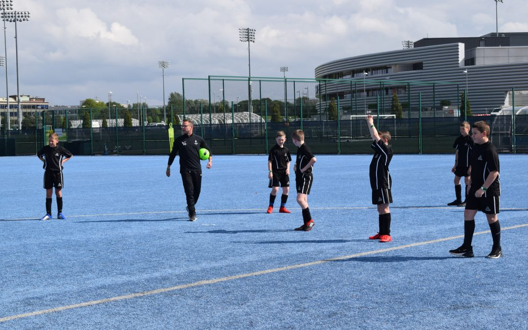 Students score top level training ahead of Tameside Cup Final