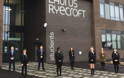 School names its first Heads of House