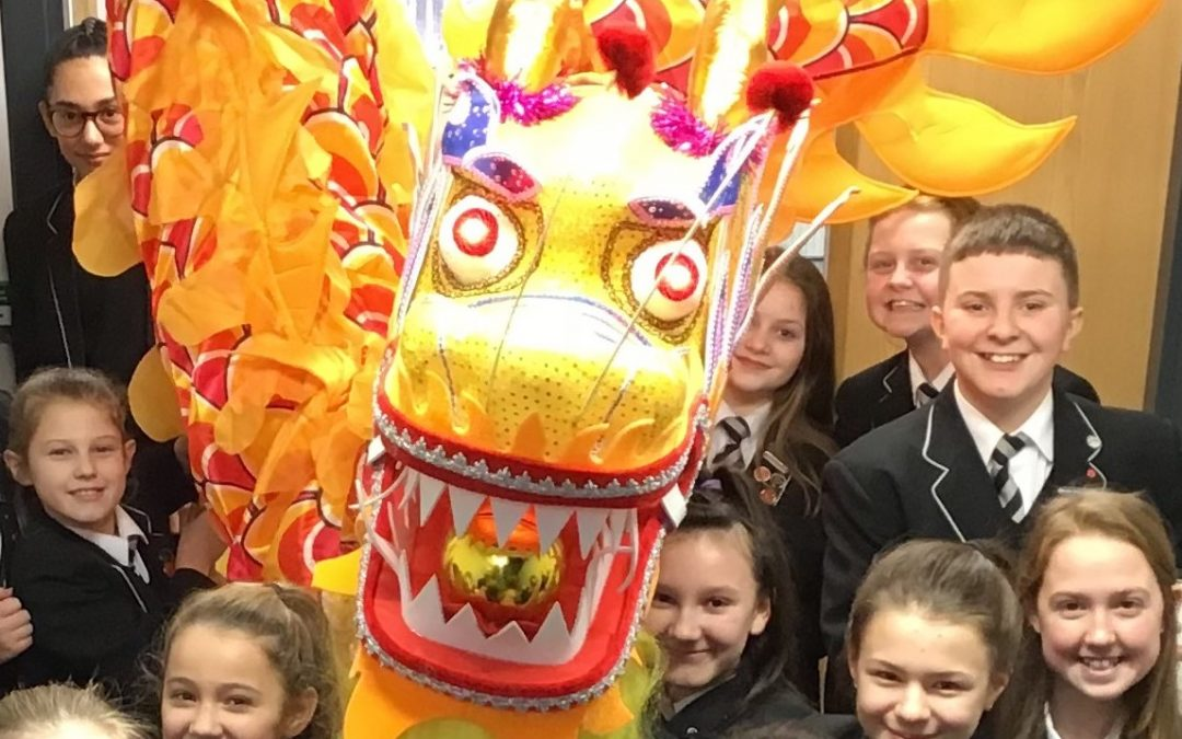 Laurus Ryecroft Celebrate Chinese New Year #YearOfThePig