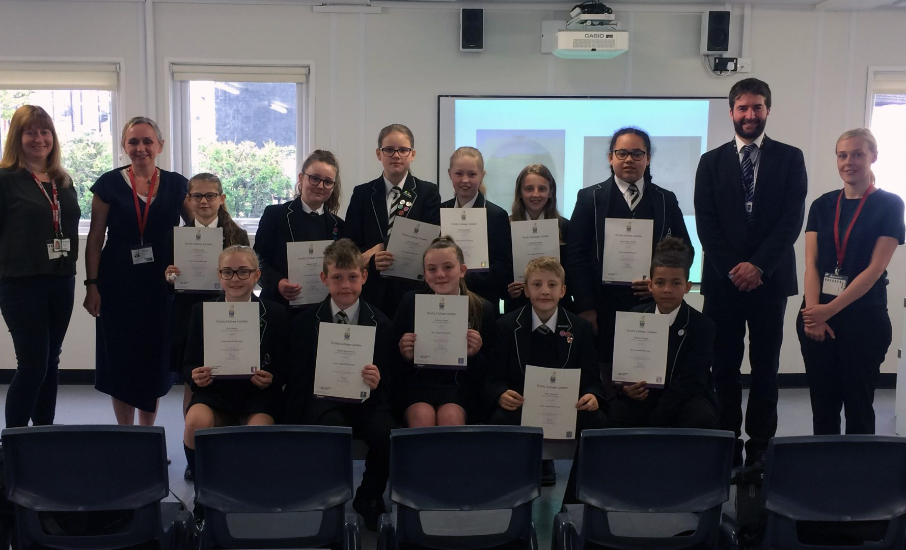 students awarded for artwork inspired by our community