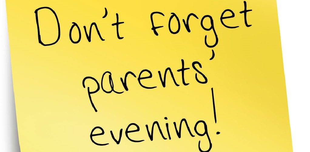 Date for your diary: Year 7 Parents' Evenings