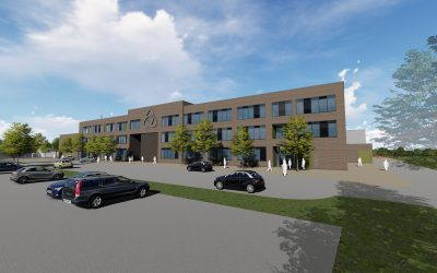 Update: Planning permission has been granted for the permanent school!
