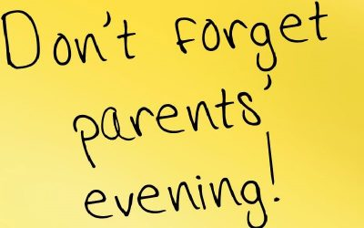 Dates for Year 7 Parents' Consultation Evenings